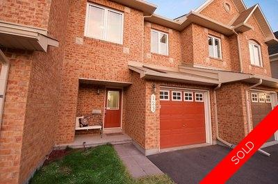Avalon Townhouse for sale: Minto 3 bedroom  (Listed 2013-11-14)