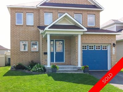 Avalon Detached for sale:  3 bedroom  Stainless Steel Appliances, Hardwood Floors, Laminate Floors  (Listed 2014-04-29)