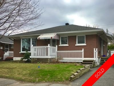 Elmvale Acres Detached:  2 bedroom