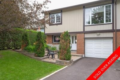Queenswood/fallingbrook semi detached for sale:  4 bedroom  Granite Countertop, Hardwood Floors  (Listed 2017-07-05)