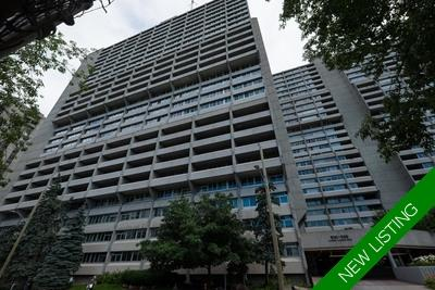 Centre town Condo for sale: Queen Elizabeth towers 2 bedroom  (Listed 2019-07-17)