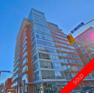 Byward Market Condominium for sale: The East Market 1 bedroom  Laminate Floors 555 sq.ft. (Listed 2011-02-10)
