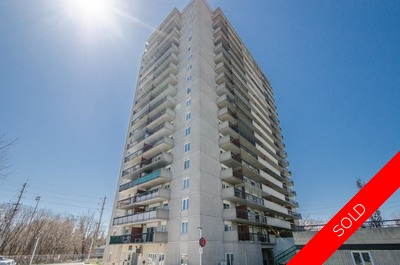 Vanier Apartment for sale:  2 bedroom  Laminate Floors  (Listed 2016-09-16)