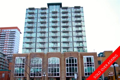 The Market Apartment for sale: York Plaza 1 bedroom  Hardwood Floors  (Listed 2011-02-16)